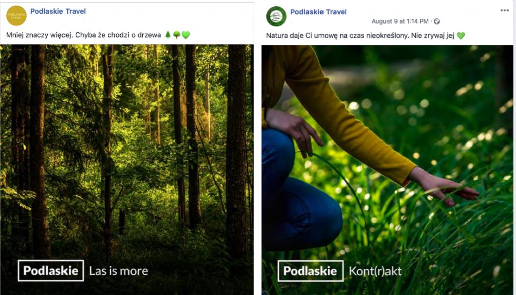 kampania Podlaskie Travel